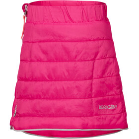 Didriksons 1913 Dala Skirt Kids Warm Cerise